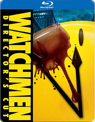 WATCHMEN BY HALEY,JACKIE EARLE (Blu-Ray)